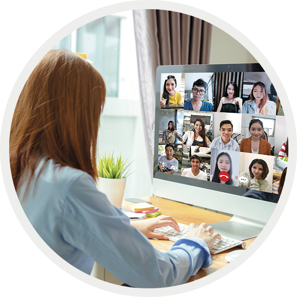 Remote collaboration and distance learning
